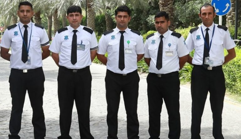 How to find the best security guard company in Dubai