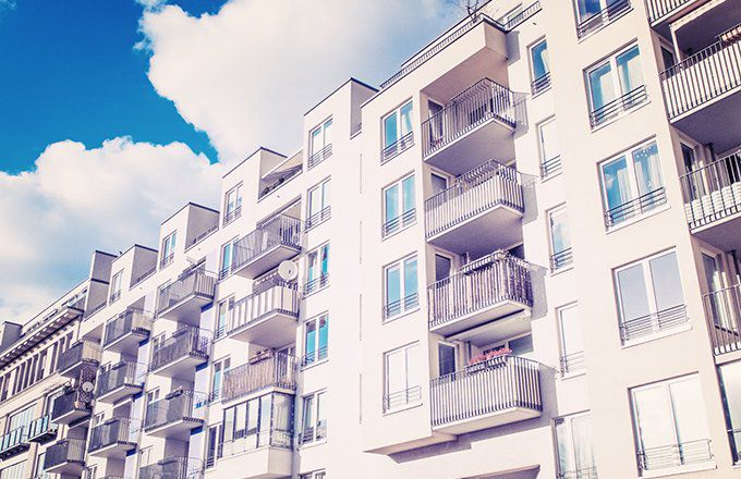 The costs involved in owning an apartment