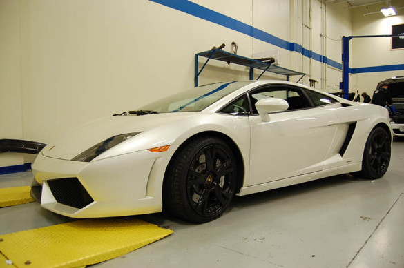 How to Maintain a Lamborghini