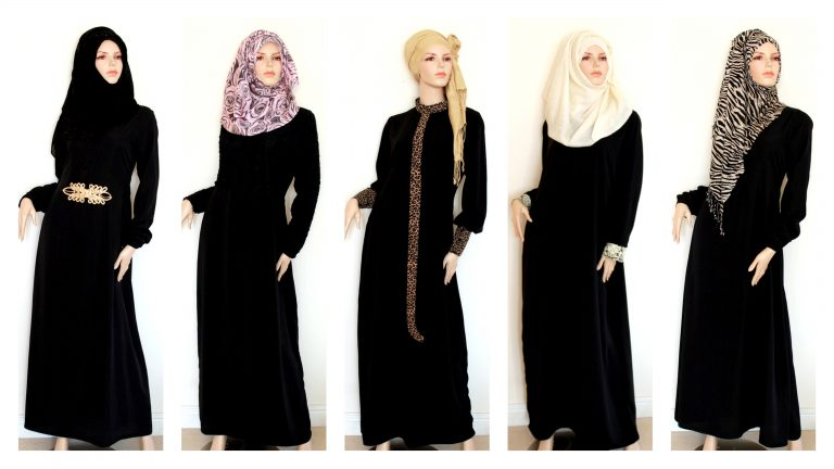 Significance of wearing abayas